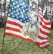 Native Americea flag